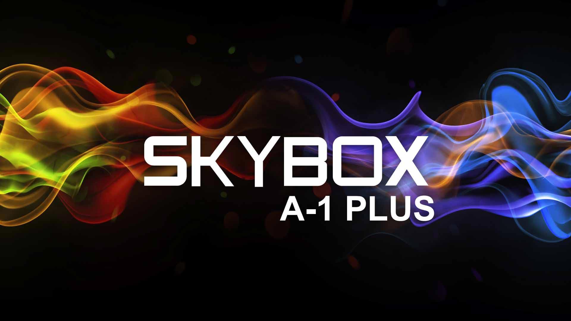 Cara Mengganti Boot Logo Skybox A1 Plus memakai Foto Sendiri
