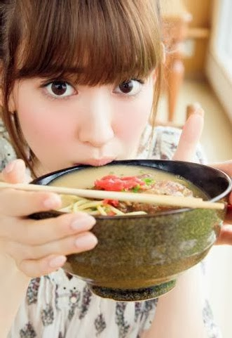 AKB48's Kojima Haruna Breaks the Record by Topping Oricon's Weekly