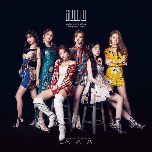 (G)I-DLE - LATATA [FLAC + MP3 320 / WEB] [2019.07.29]