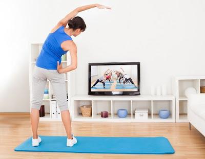 diet sehat, berat badan, senam aerobik