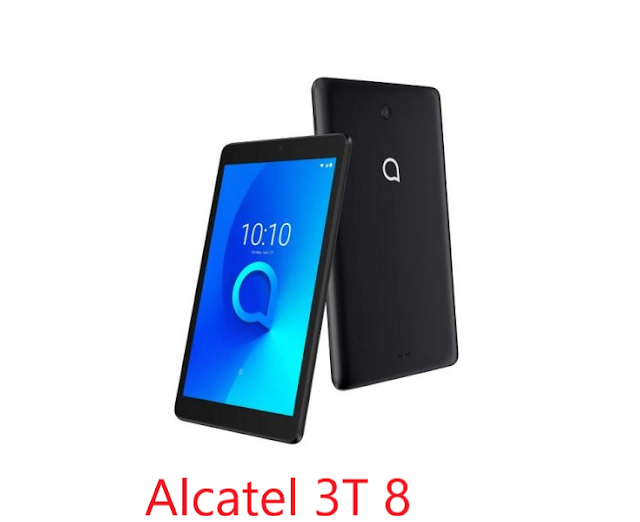 Alcatel 3T 8 tablet launched in India for Rs 9,999 - Features & Specifications