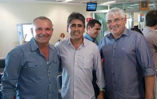 Novo prefeito de Baraúna participa de seminário para gestores em Brasilia
