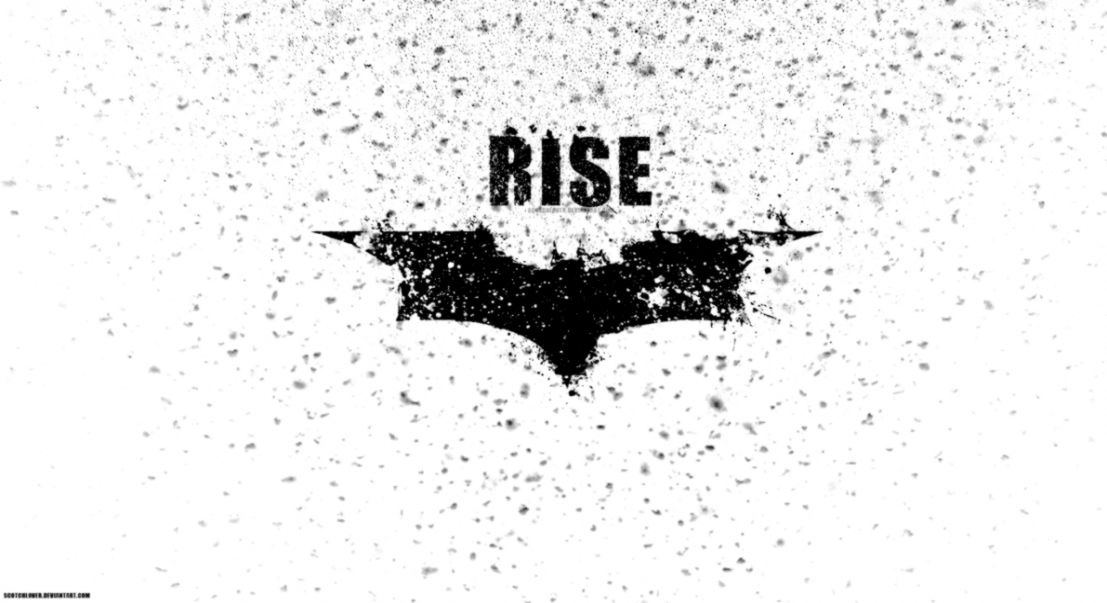 Logo Dark Knight Rises Wallpaper Wallpapers Pc