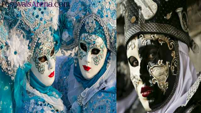 The Carnival Of Venice and its Venetian Masquerade Masks