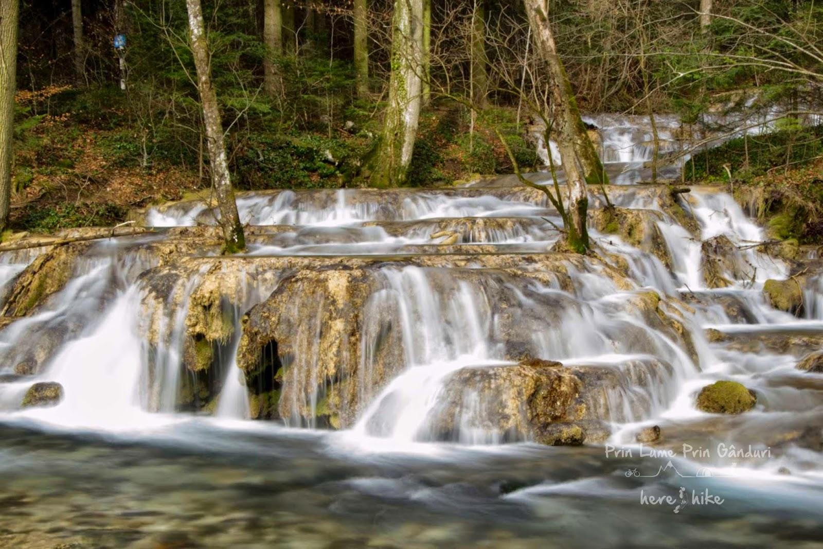 Iesire in Parcul National - Cheile Nerei - Beusnita ...   Cheile Nerei
