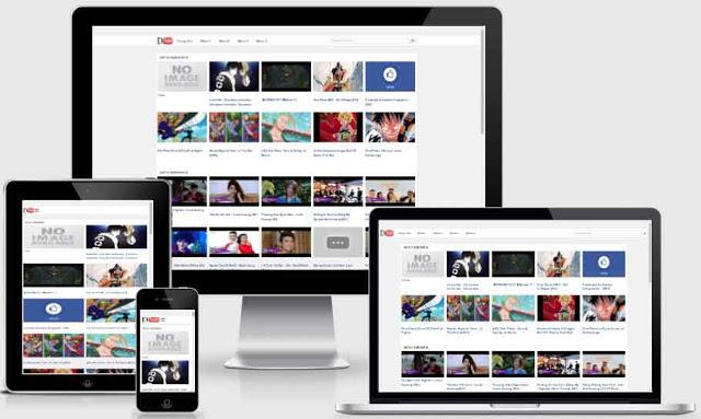 Templates blogspot video chuẩn seo chuyên nghiệp