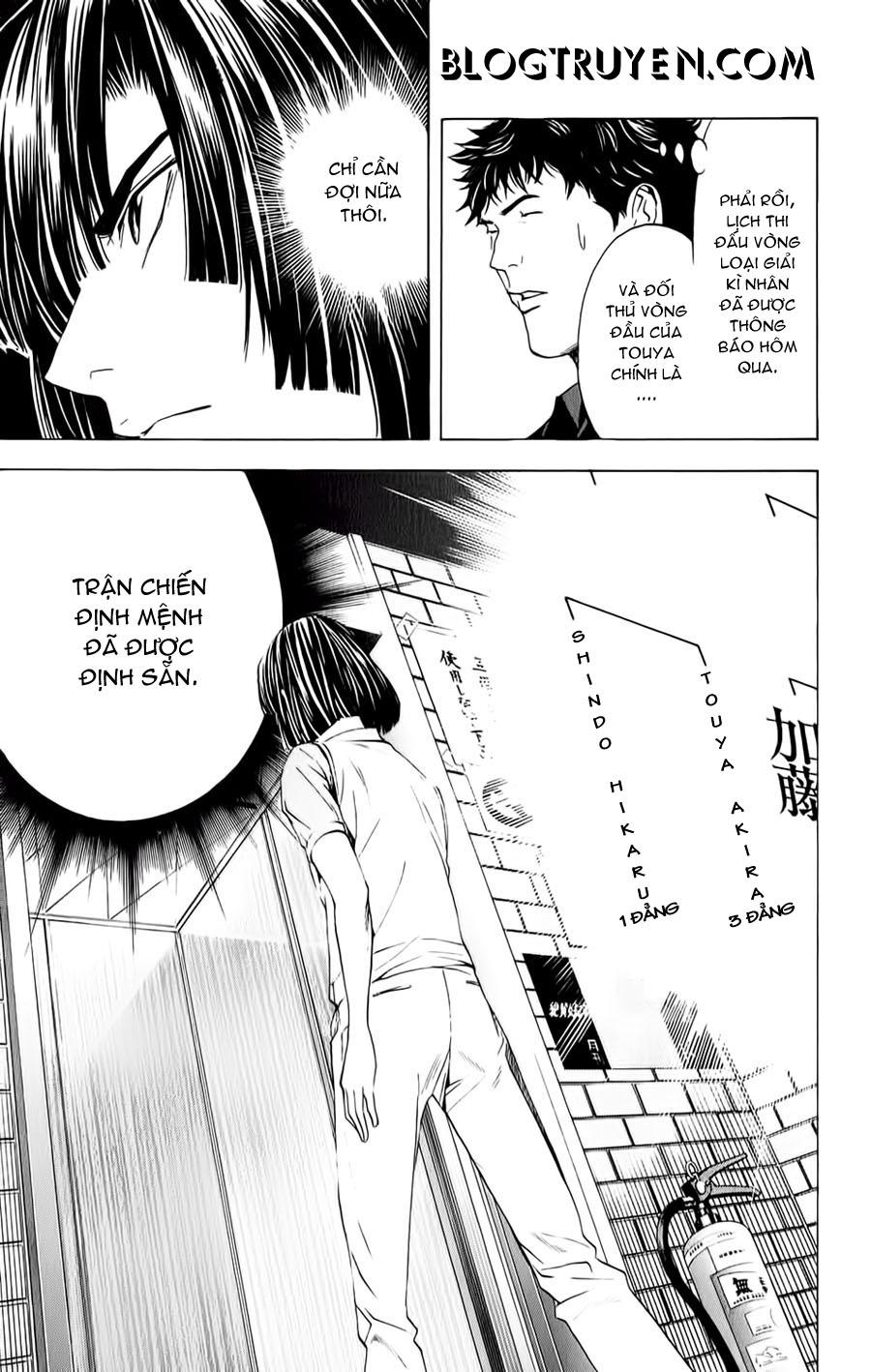 Hikaru No Go hikaru no go chap 141 trang 24