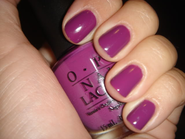 Nail Color of the Month ~ January - Penny Pincher Fashion