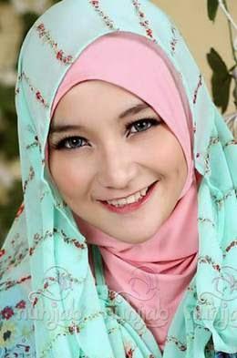 Model hijab remaja modern terbaik