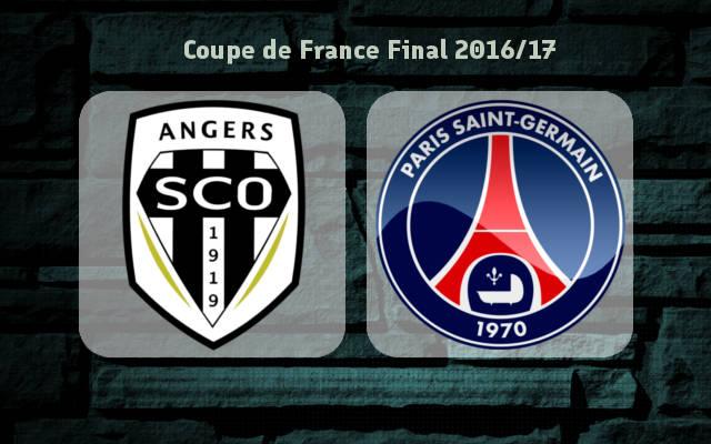 Angers vs PSG Highlights 27 May 2017 - Football Full ...