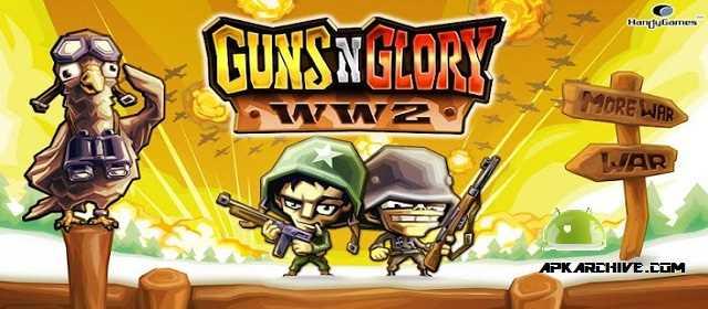 Guns'n'Glory WW2 Premium Apk indir Android Oyun