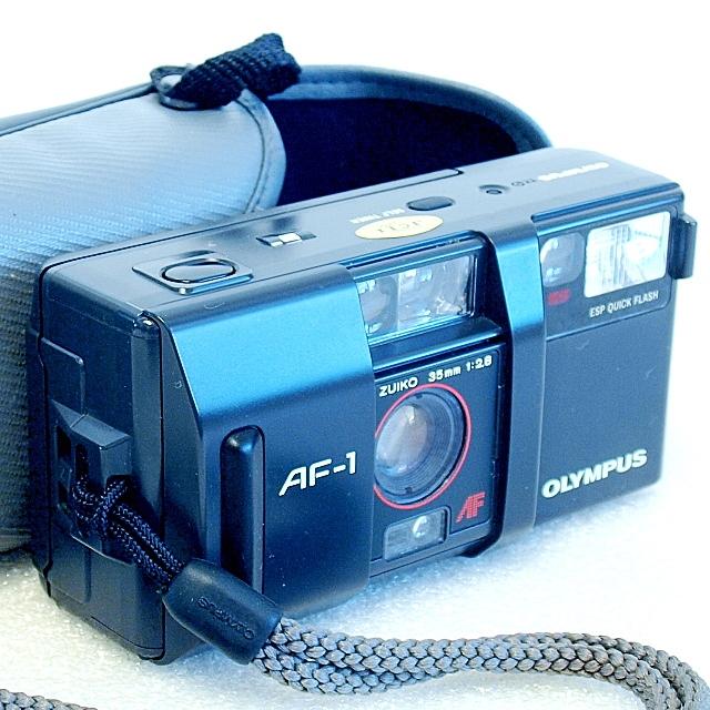 Olympus AF-1 35mm Compact Camera