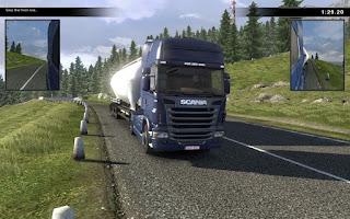 تحميل لعبة قيادة شاحنات سكانيا scania truck driving simulator للكمبيوتر و للاندرويد و للايفون