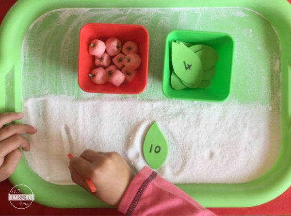addition activity for first grade math