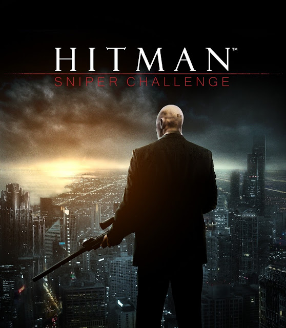 Hitman Sniper Challenge Full PC Game Free Download