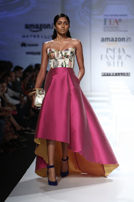 AIFW SS 2017: Style and fashion from the world of Italy in India