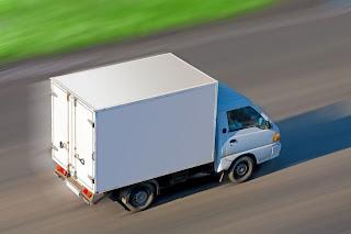 Nakliyat kamyonu