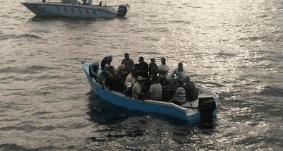 Armada RD detuvo a 84 personas que intentaban viajar en yola hacia PR