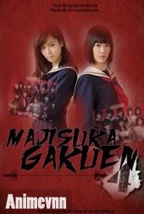 Nữ Vương Học Đường Phần 4 - Majisuka Gakuen 4 2015 Poster