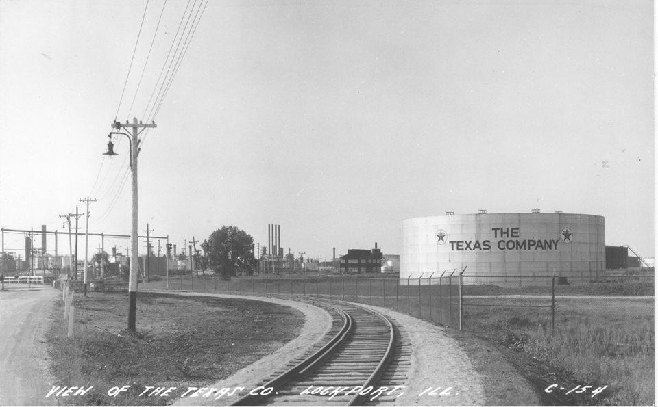 Industrial History: Chevron/Texaco Facility in Lockport, IL