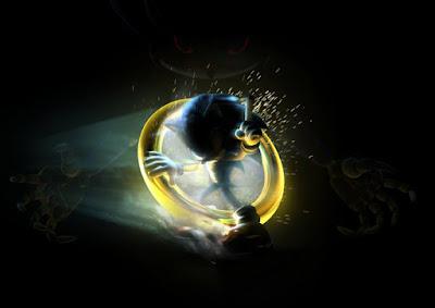 Póster película Sonic the Hedgehog