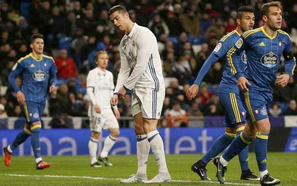 Madrid VS Celta