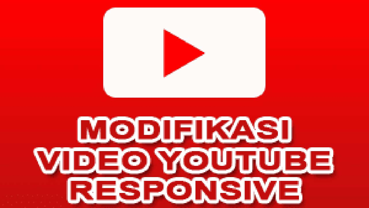 Video Youtube Responsive Valid HTML5 Seo Friendly