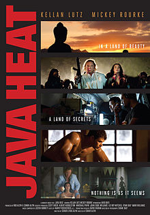 Sinopsis dan Trailer Film Java Heat April 2013
