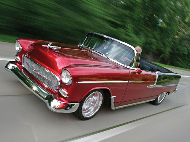 Chevrolet Bel Air Convertible Pictures Hodrods on 1956 Chevy 235 Engine Hp