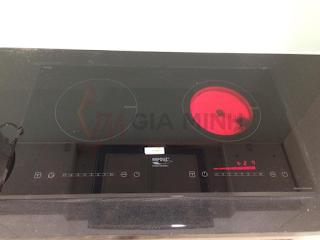 Bếp điện từ Napoliz NA388IC thi công tại nhà anh Thành Xuân Mai Complex