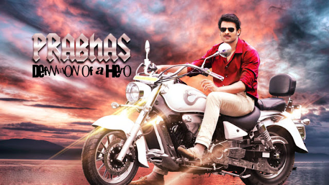 Prabhas High Definition Desktop Wallpapers
