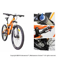 27.5 Inch RICOCHET 2.0 Thrill Mountain Bike