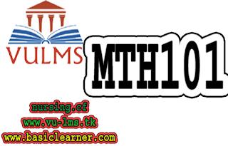 mth101