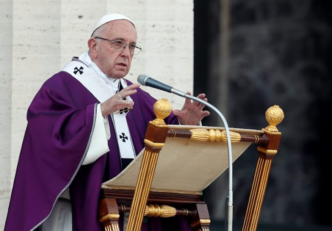 Pope Francis requests Roman Catholic priests be given the right to get married