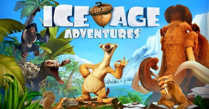 Ice Age Adventures V192d MOD Apk Data