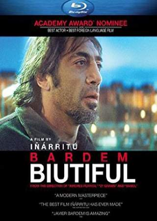 Biutiful 2010 Dual Audio Hindi 450MB BluRay 480p