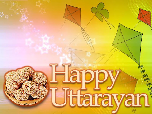 Happy Uttarayan 2017 wallpapers