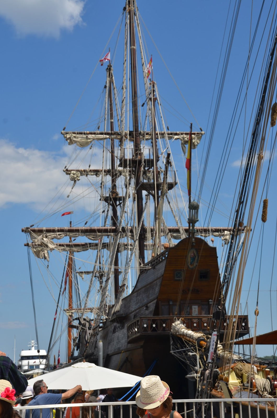 the hairy edge schooners and galleons and vikings oh my