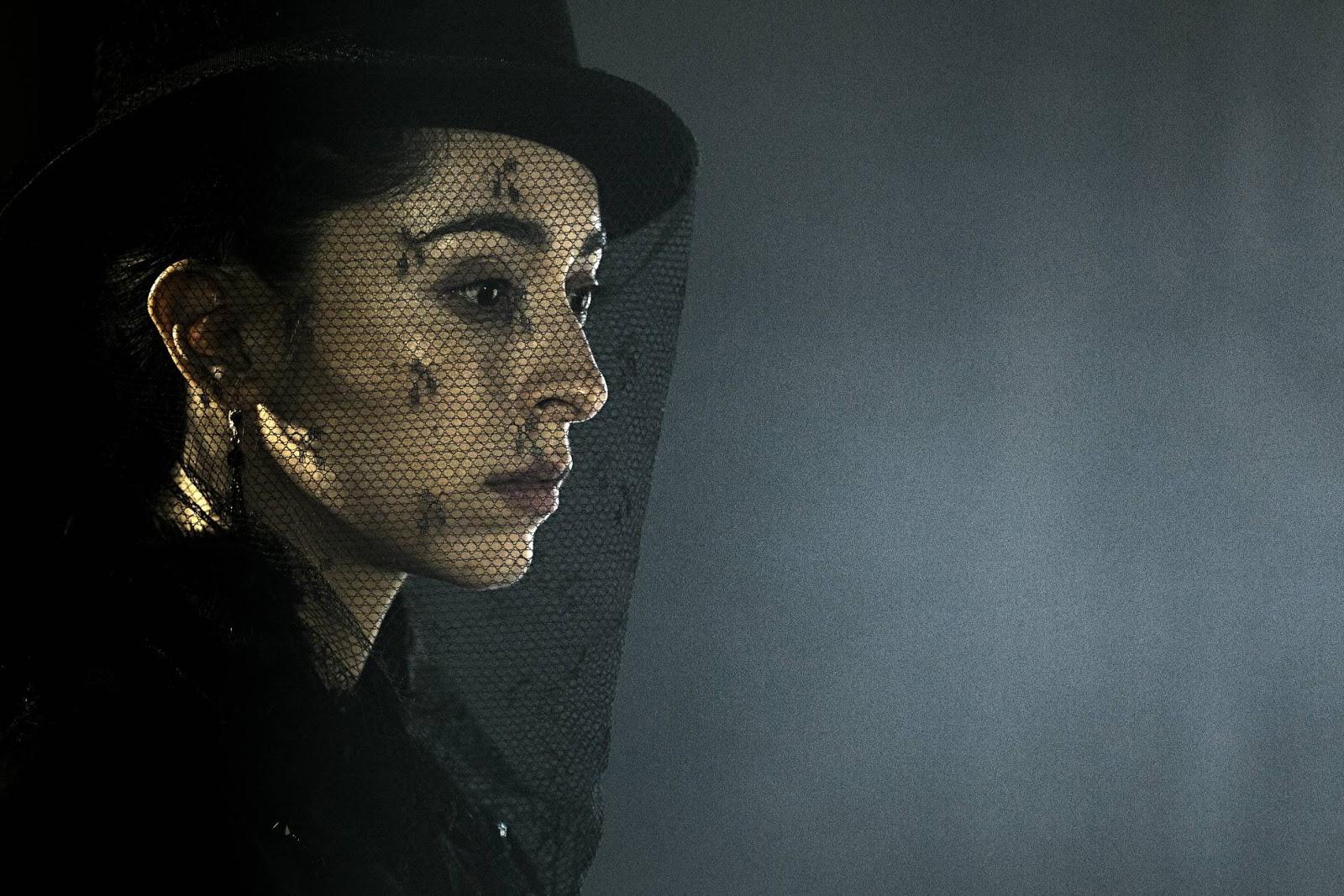 Oona Chaplin Zilpha Taboo