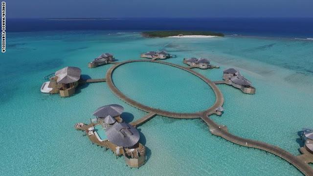 منتجع سونيفا فوشي، جزر المالديف