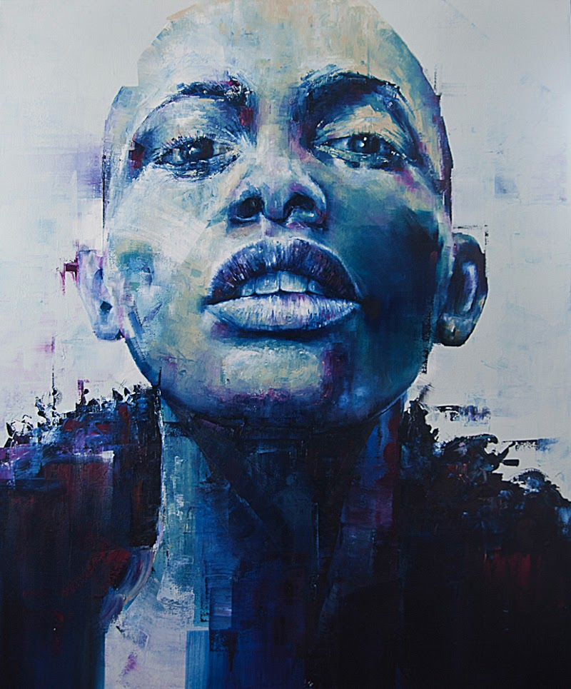 Oil Portraits by Chaz Williams from Cape Town.