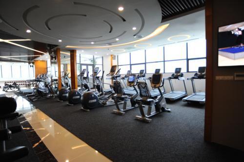 Phòng tâp Gym chung cư - Hải Phát HP Landmark