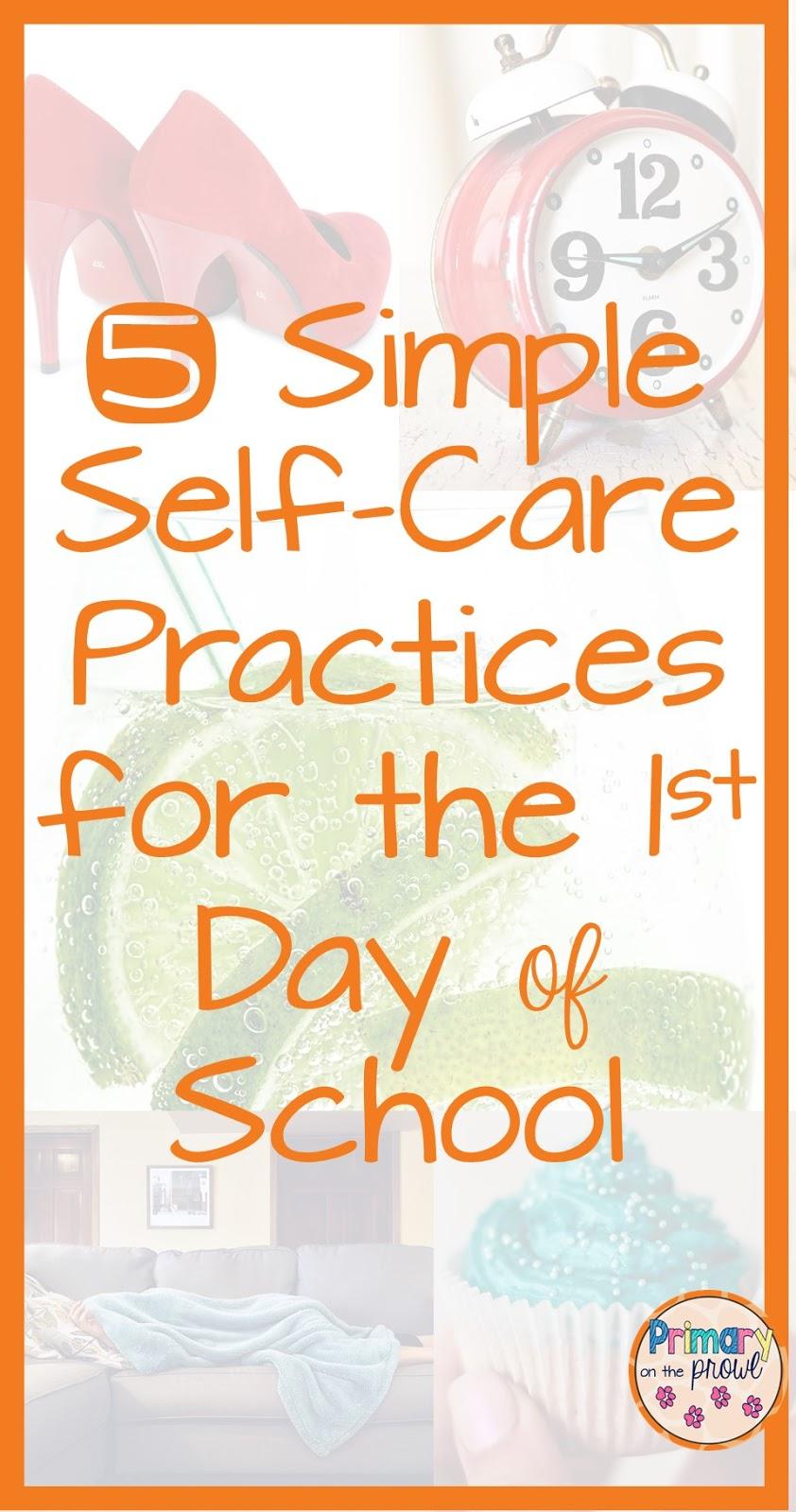 Simple Self Care