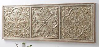 Panel Grabado Madera Metal de 191 Airaco