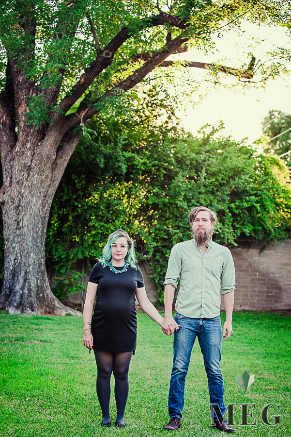 Maternity Shoot by Megan Robbins Photography - littleladylittlecity.com