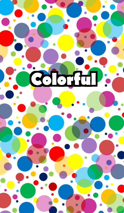 Colorful (Dots)