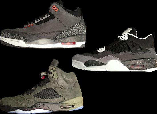 1aec23eb653 So far, we have only seen the Air Jordan 4 Retro QS from the