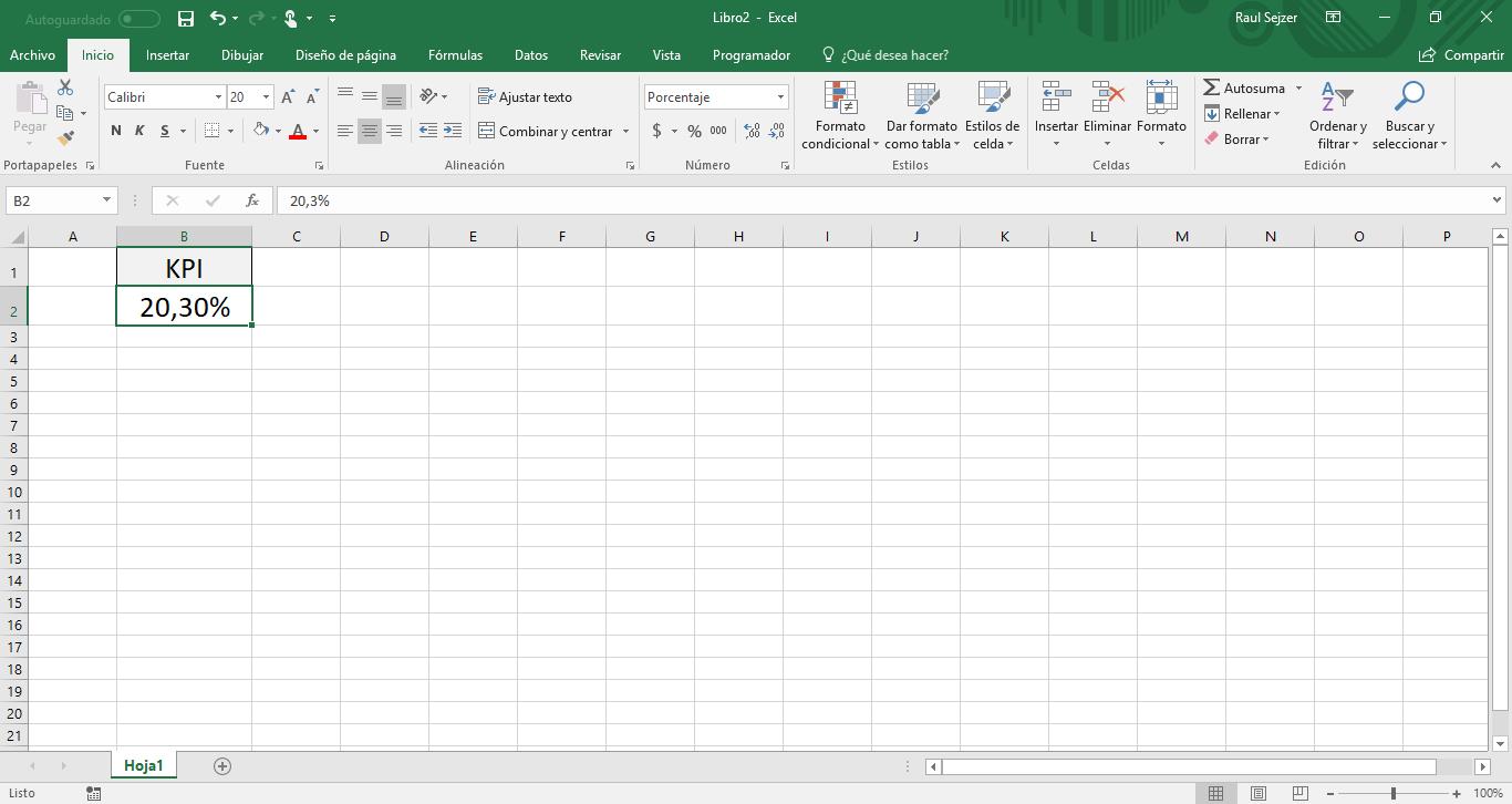 Calidad Total: Herramientas visuales para tu dashboard en Excel ...