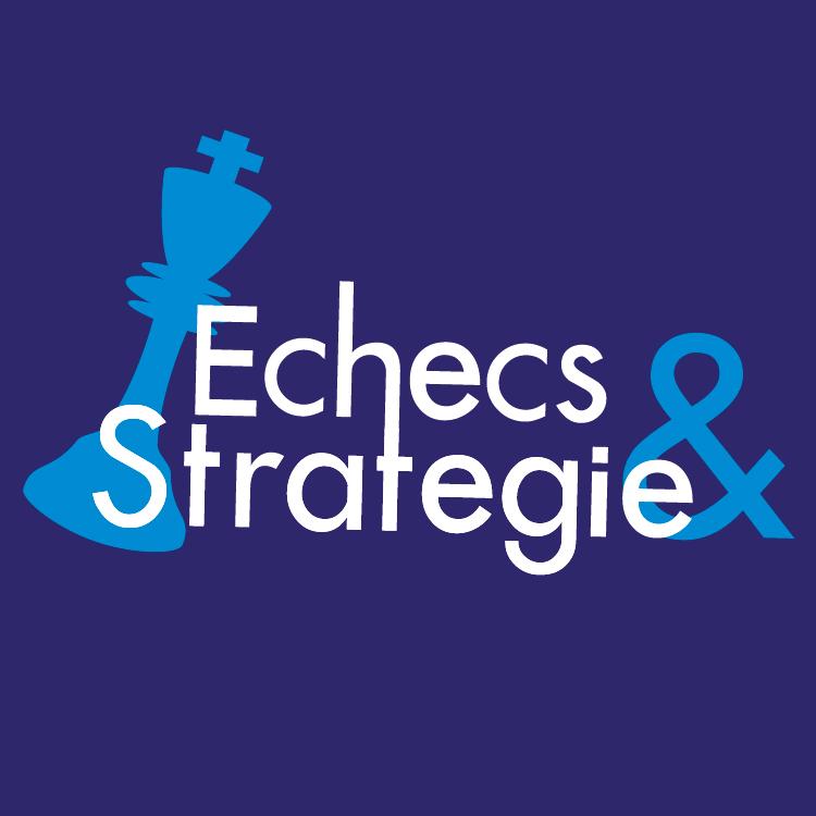 Le logo du site Chess & Strategy
