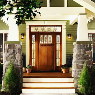 Cool Door Design Minimalist House Latest